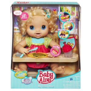 Buy My Baby Alive on Amazon